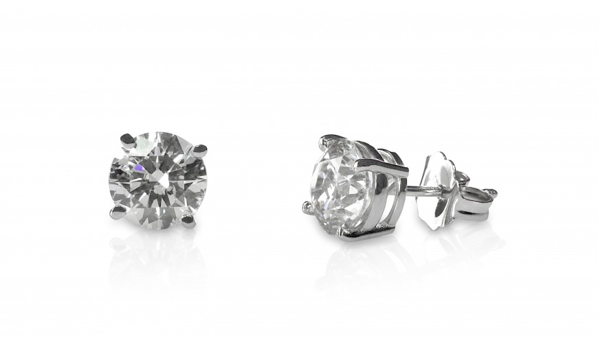 Best Diamond Stud Settings and Earring Backs For Your Earrings