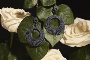 The Bachelorette earrings