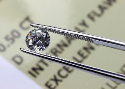 The Scoop on Conflict-Free Diamonds
